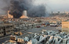 Від вибуху в Бейруті могли постраждати два українські судна - соцмережі