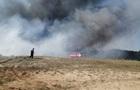 У Миколаївській області спалахнула велика пожежа