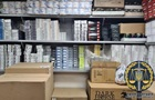 На Харківщині накрили склад контрафактних сигарет