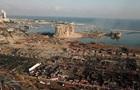 Информации о пострадавших украинцах в Бейруте нет