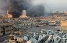 Взрыв в Бейруте: пострадала одна украинка