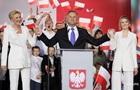 Дуда принес присягу и снова занял должность президента Польши