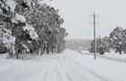 Австралию засыпало снегом