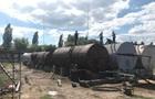 На Чернігівщині виявили підпільне виробництво палива