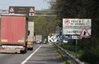 Киев ввел ограничения на въезд для грузовиков