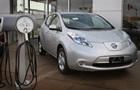 В Україні знизилися продажі електромобілів