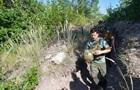 Зеленский приехал на передовую на Донбассе