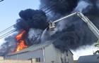 У Львові спалахнула пожежа, існувала загроза вибуху