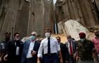 Ливанцы требуют вернуть страну под контроль Франции