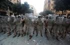 Влада очистила центр Бейрута від демонстрантів