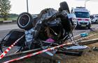 ДТП під Дніпром: загинула дитина, п ятеро людей госпіталізували