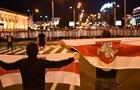 Ніч після виборів: як протестував Мінськ