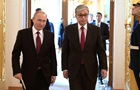 Путин и Токаев поздравили Лукашенко с победой