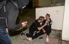 В Минске ОМОН избил дубинками мирную пару