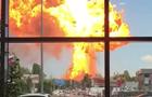 У Волгограді стався потужний вибух на АЗС