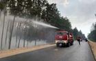 На Донбасі стрімко зростає кількість пожеж