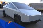 У Полтаві створили копію Tesla Cybertruck