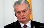 Протесты в Беларуси: глава Литвы настаивает на чрезвычайном саммите