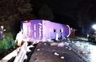 У Мексиці перекинувся автобус: 13 загиблих, десятки постраждалих