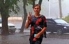 Одессу затопил грозовой ливень