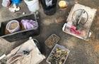 На Рівненщині знайшли більше 200 кг незаконно видобутого бурштину
