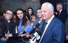 Кравчук заговорив про перенесення переговорів з Мінська
