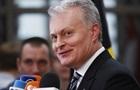 Президент Литвы отказался считать Лукашенко легитимным