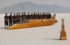 В США установили мировой рекорд скорости передвижения на земле