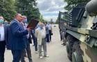 Укроборонпром передал Минобороны последнюю партию БТР-4Е