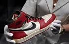 Кросівки Джордана продали за $ 615 тисяч