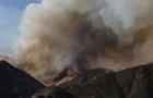 Природный пожар в Калифорнии увеличился втрое