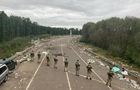 Хасиды покинули границу Украины