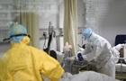 В Украине рекорд госпитализированных с COVID-19