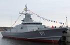 РФ випробовує в Чорному морі новий ракетний корабель