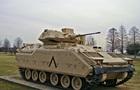 США відправили до Сирії бойові машини для захисту від сил Росії