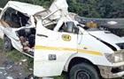 У Гані вісім футболістів молодіжної команди загинули в ДТП