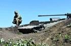 ООС: на Донбассе за сутки два нарушения