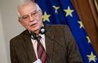 Глава дипломатії ЄС Боррель вперше прибуває в Україну