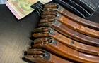 На Донбассе начальник патрульной полиции незаконно хранил боеприпасы