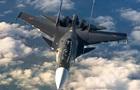 У Росії розбився винищувач Су-30