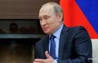 Путин сказал, что Навальный мог отравиться сам - СМИ