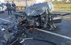 На Львовщине в тройном ДТП погибли два человека