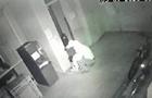 Підрив банкомату грабіжниками потрапив на відео