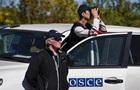 ОБСЄ помітила сепаратистів у зонах розведення сил