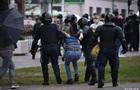 Белорусские силовики задержали более 300 митингующих - правозащитники