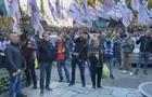 У Києві підприємці мітингують проти застосування касових апаратів