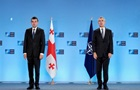 Столтенберг закликав Грузію підготуватися до членства в НАТО