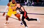 Лейкерс розгромили Маямі в першому матчі фіналу НБА