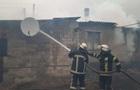 В ОП отреагировали на пожары в Луганской области