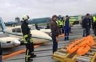 В аеропорту Львова зазнав аварії легкий літак